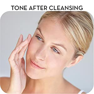 Olay Oil Minimizing Clean Toner, toner for oily skin, facial toner, makeup remover