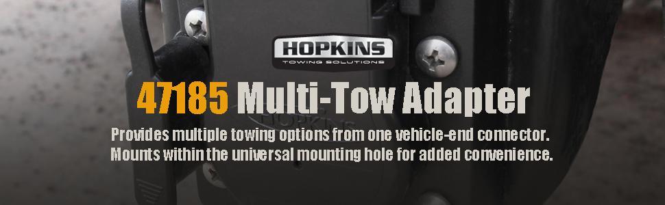 Amazon Com  Hopkins Towing Solutions 47185 Emw8134058