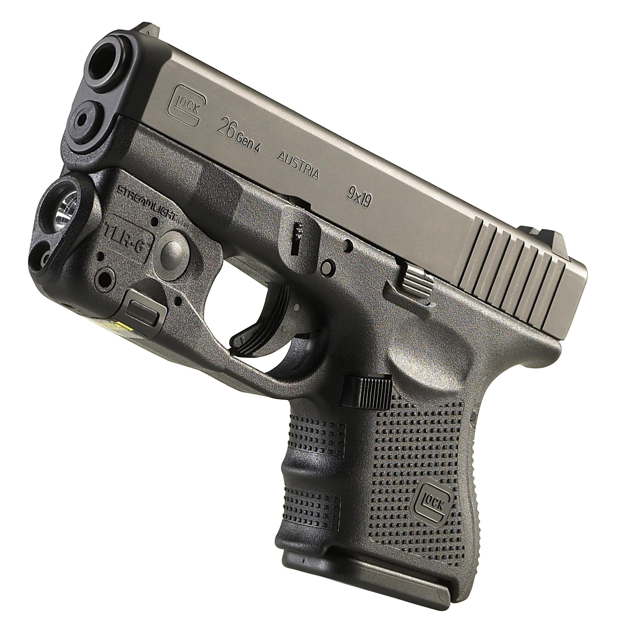 Amazon Com Streamlight 69272 Tlr 6 Tactical Pistol Mount