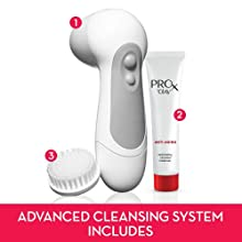 Advanced cleansing system
