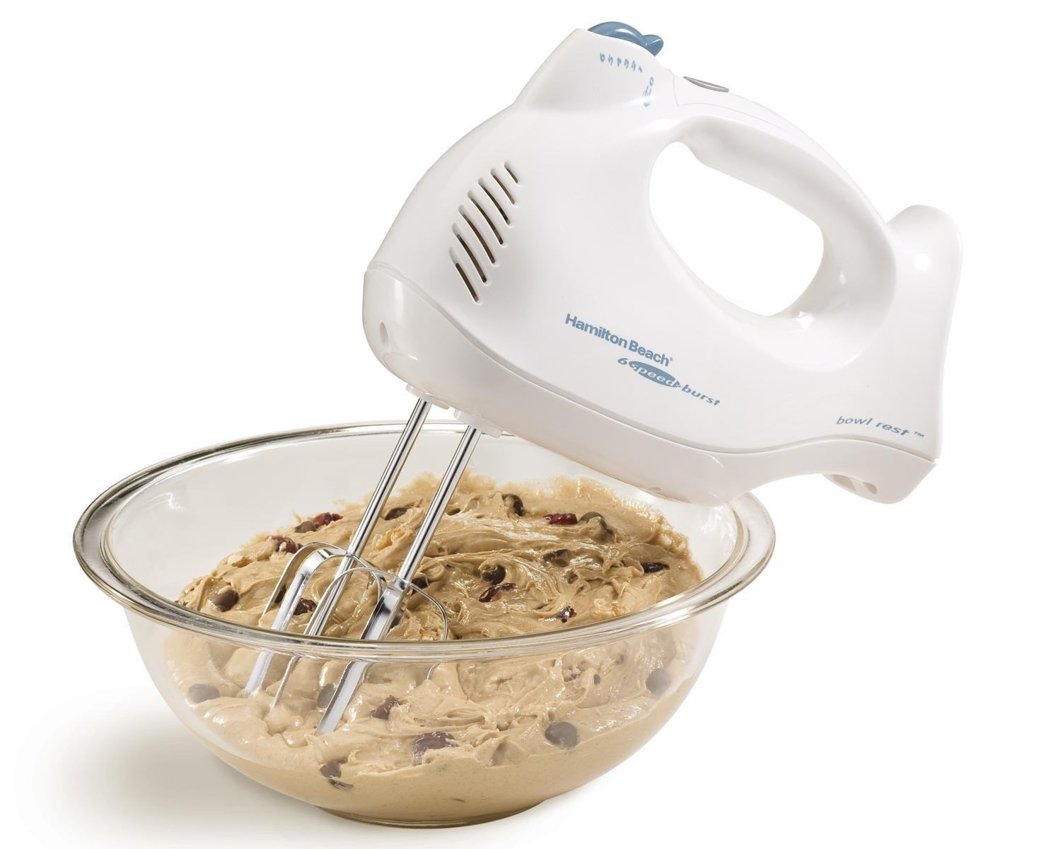 com hamilton beach v power deluxe hand mixer kitchen view larger