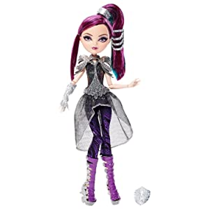 Amazon.com: Ever After High Dragon Games Raven Queen Doll: Toys