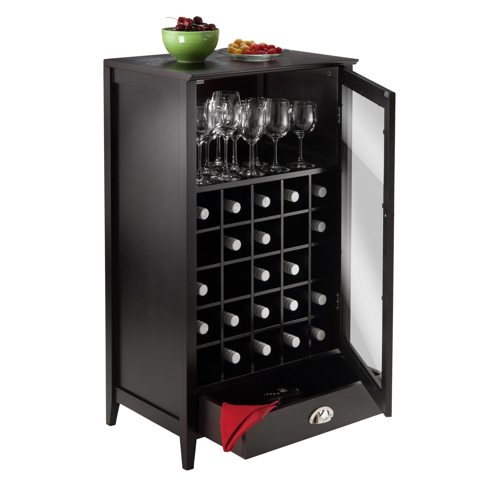 furniture amos display pietra p glass tall asp and gloss grey wine white mann in cabinet