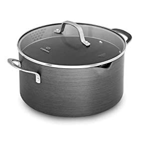 Calphalon Classic Nonstick 7-Quart Dutch Oven with Cover - Hero Image