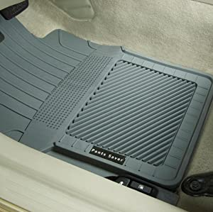 PantsSaver Custom Fit Car Mat 4PC Gray 0407122