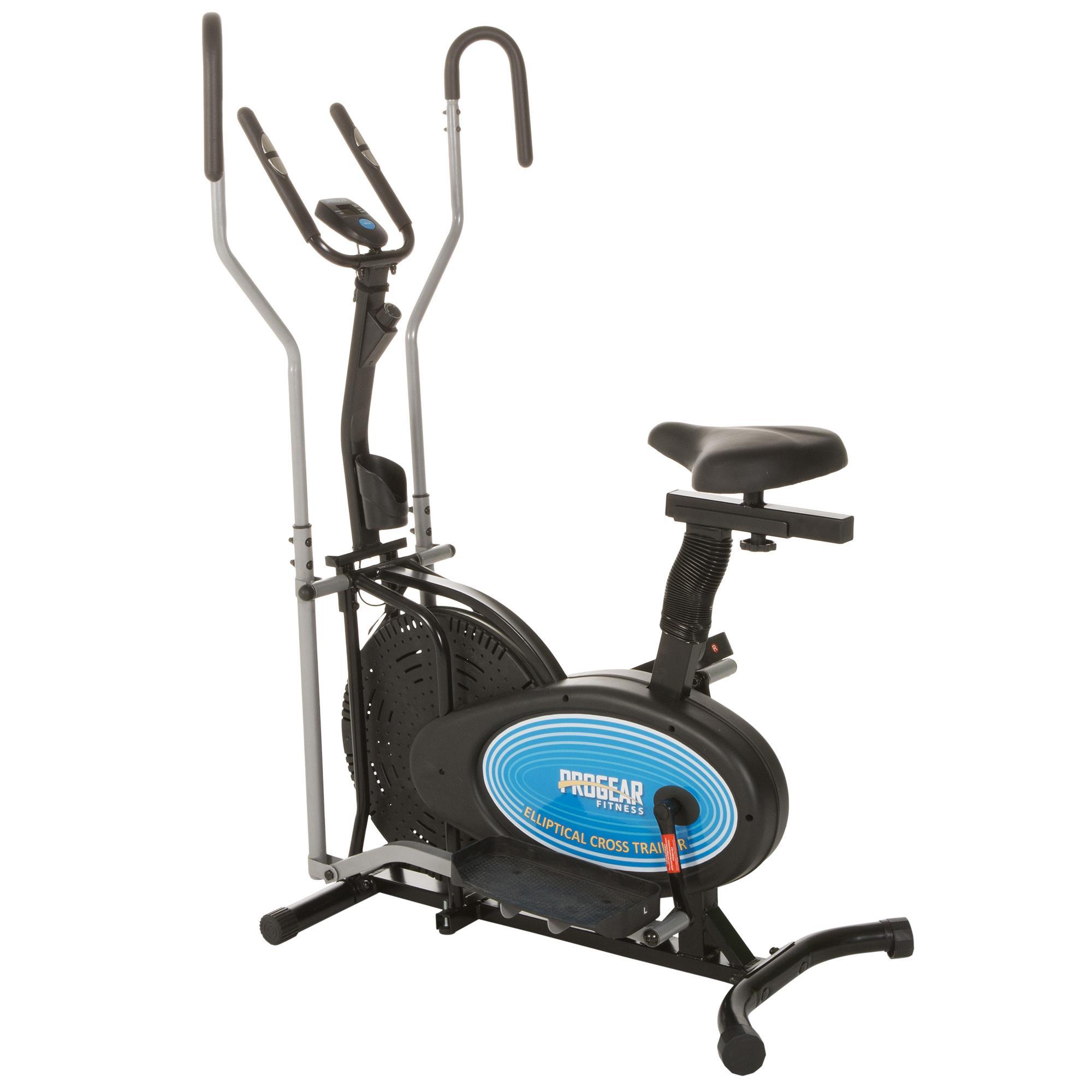 Amazon.com : ProGear 400LS 2 Dual Trainer Elliptical