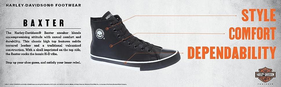 63207a1a5e6d Image result for harley davidson baxter shoes