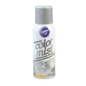 Amazon.com: Wilton Silver Color Mist: Food Decorating Tools: Kitchen ...