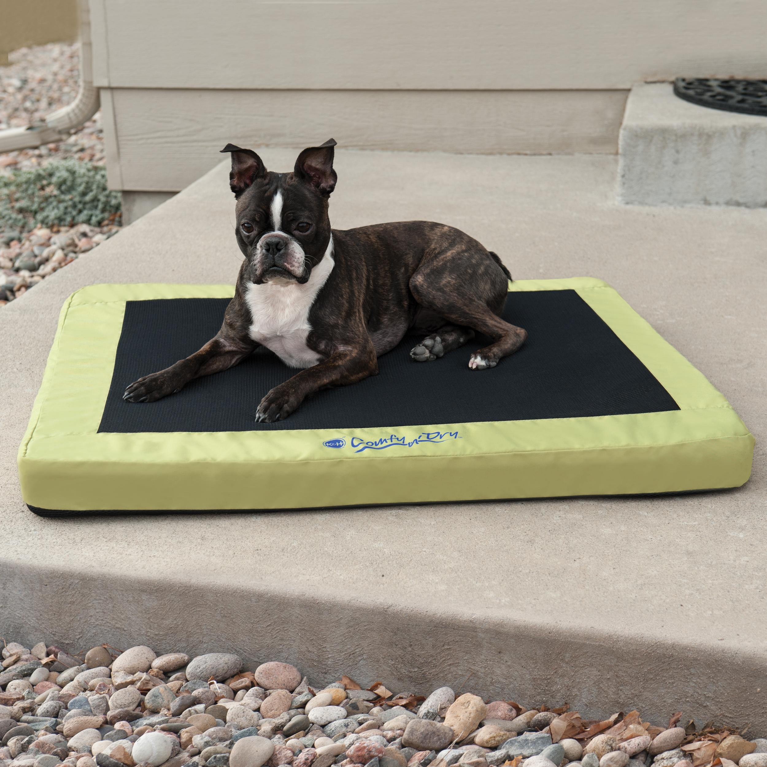 Indoor Outdoor Pet Dog Orthopedic Cooling Waterproof Memory Foam