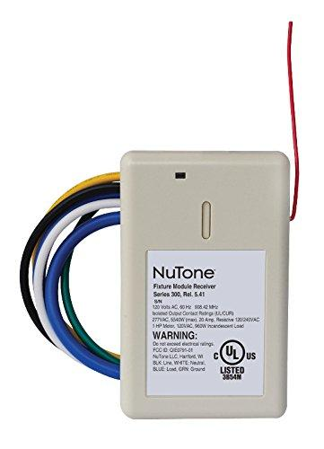 Nutone Nfs20z Smart Z Wave Enabled Isolated Fixture