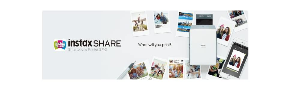 Fujifilm INSTAX Share SP2