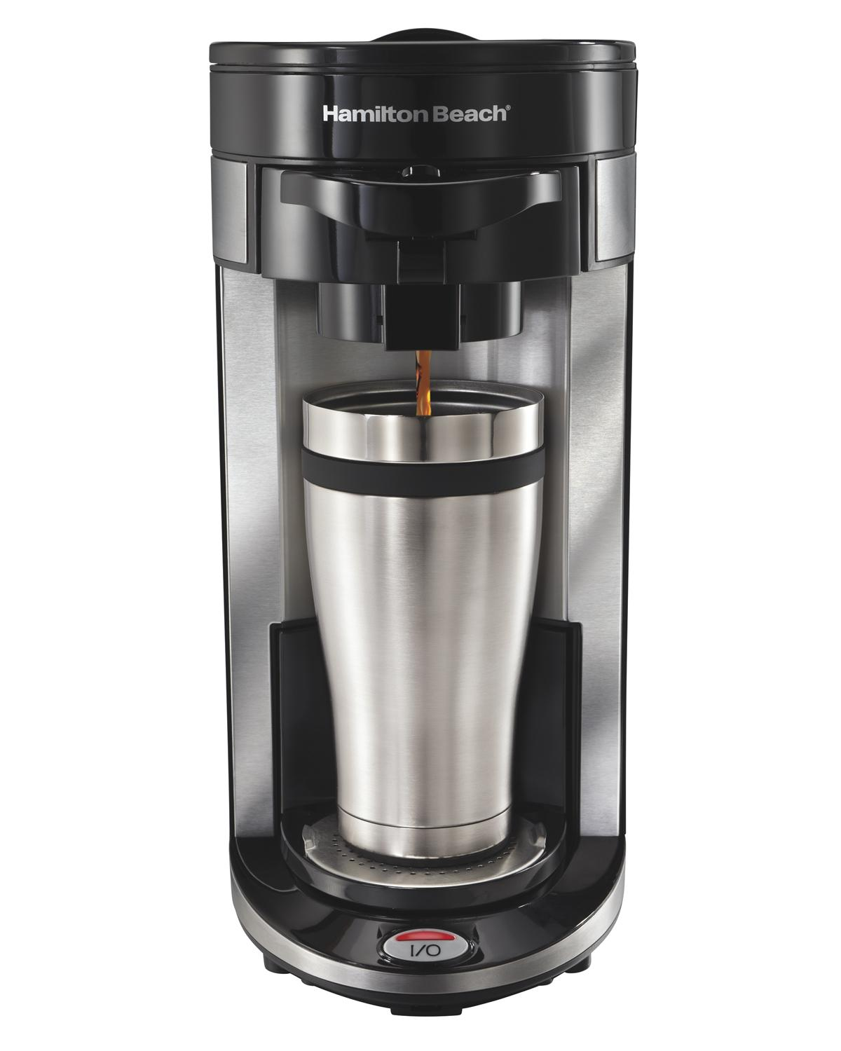 Amazon.com: Hamilton Beach Single-Serve Coffee Maker