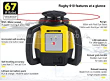 Leica RUGBY Quick Guide
