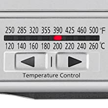 NB-G110P Temperature Control