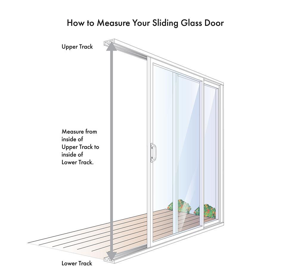 PetSafe Freedom Aluminum Patio Panel Sliding Glass Pet Door 91