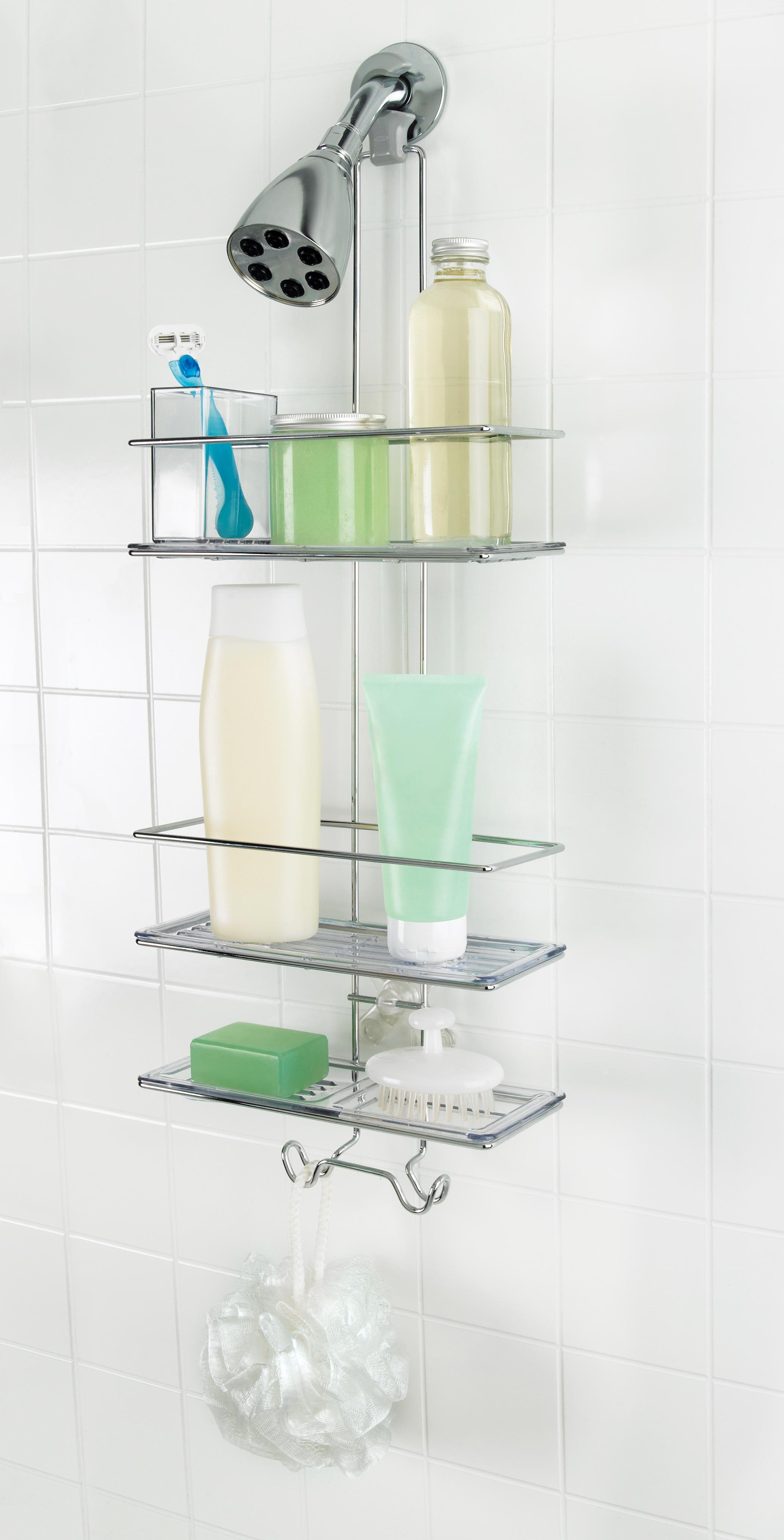 Oxo Good Grips 3 Tier Shower Caddy Home Kitchen