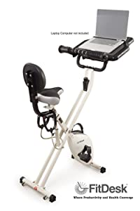 desk, bike, fitness, standing