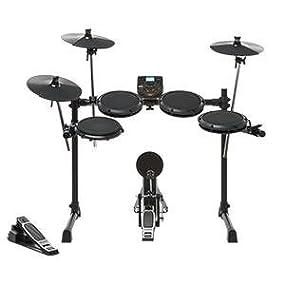 Alesis, DM6, Alesis Nitro, kick pad, drum set, drum kit, eight piece drum set, electronic drum kit