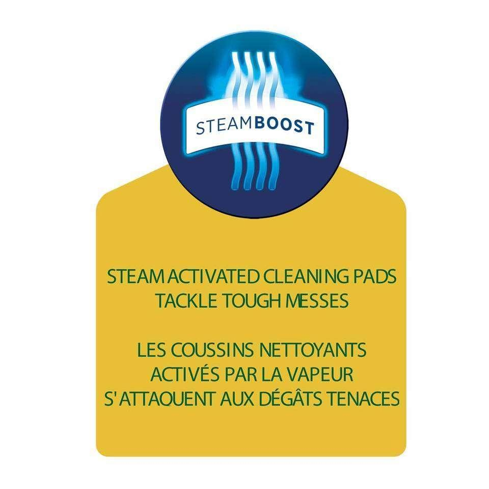 Amazon Com Swiffer Steamboost Steam Pad Refills Open