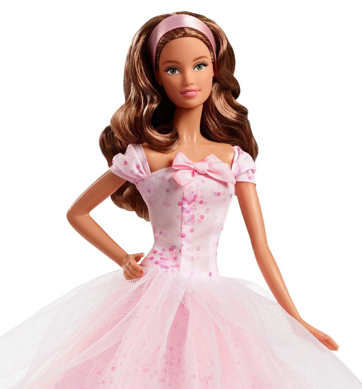 Amazon.com: Barbie Birthday Wishes 2016 Barbie Doll Light ...