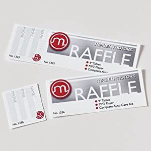 avery blank printable tickets tear away stubs perforated raffle tickets pack of. Black Bedroom Furniture Sets. Home Design Ideas