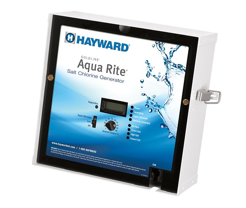 Amazon Com Hayward Aqr15 Aquarite Salt Chlorination