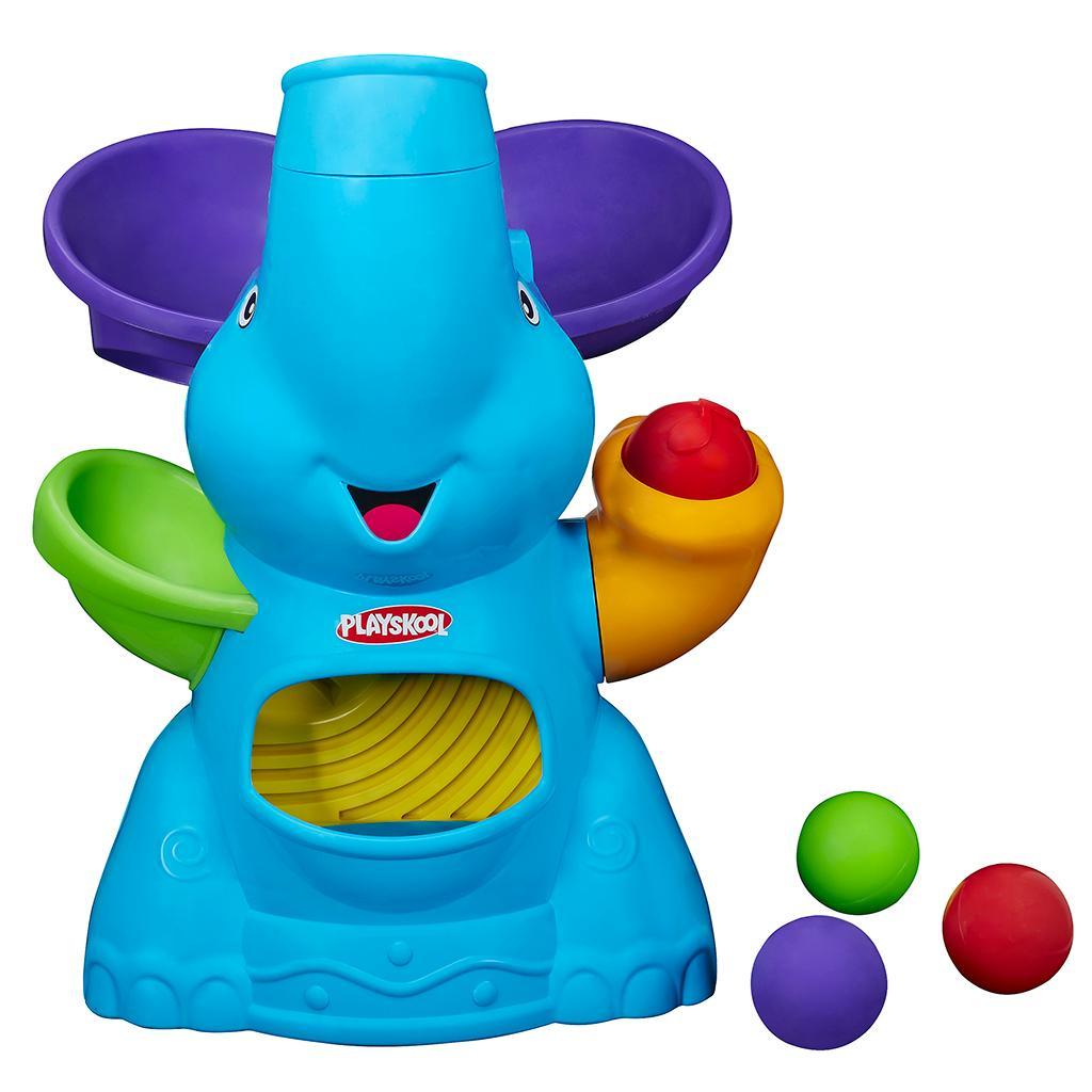 Ball Game Toy : Amazon playskool poppin park elefun busy ball popper
