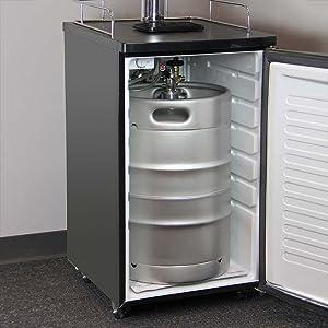Edgestar Full Size Kegerator Cooler