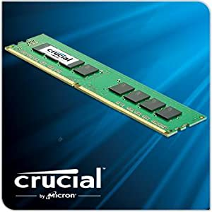 Crucial DDR4 Desktop Memory