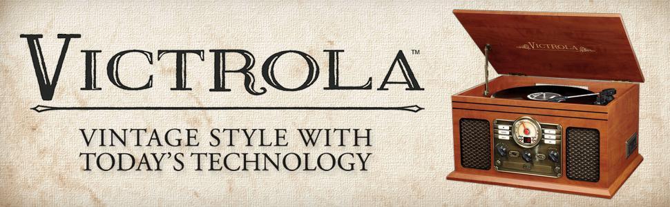 Amazon Com Victrola Nostalgic Classic Wood 6 In 1
