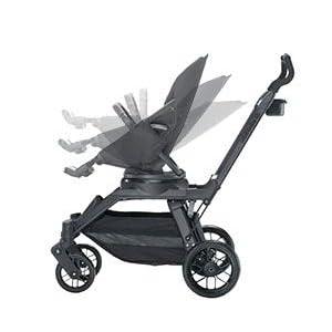 Amazon.com: Orbit bebé G3 Stroller Asiento, Ruby: Baby