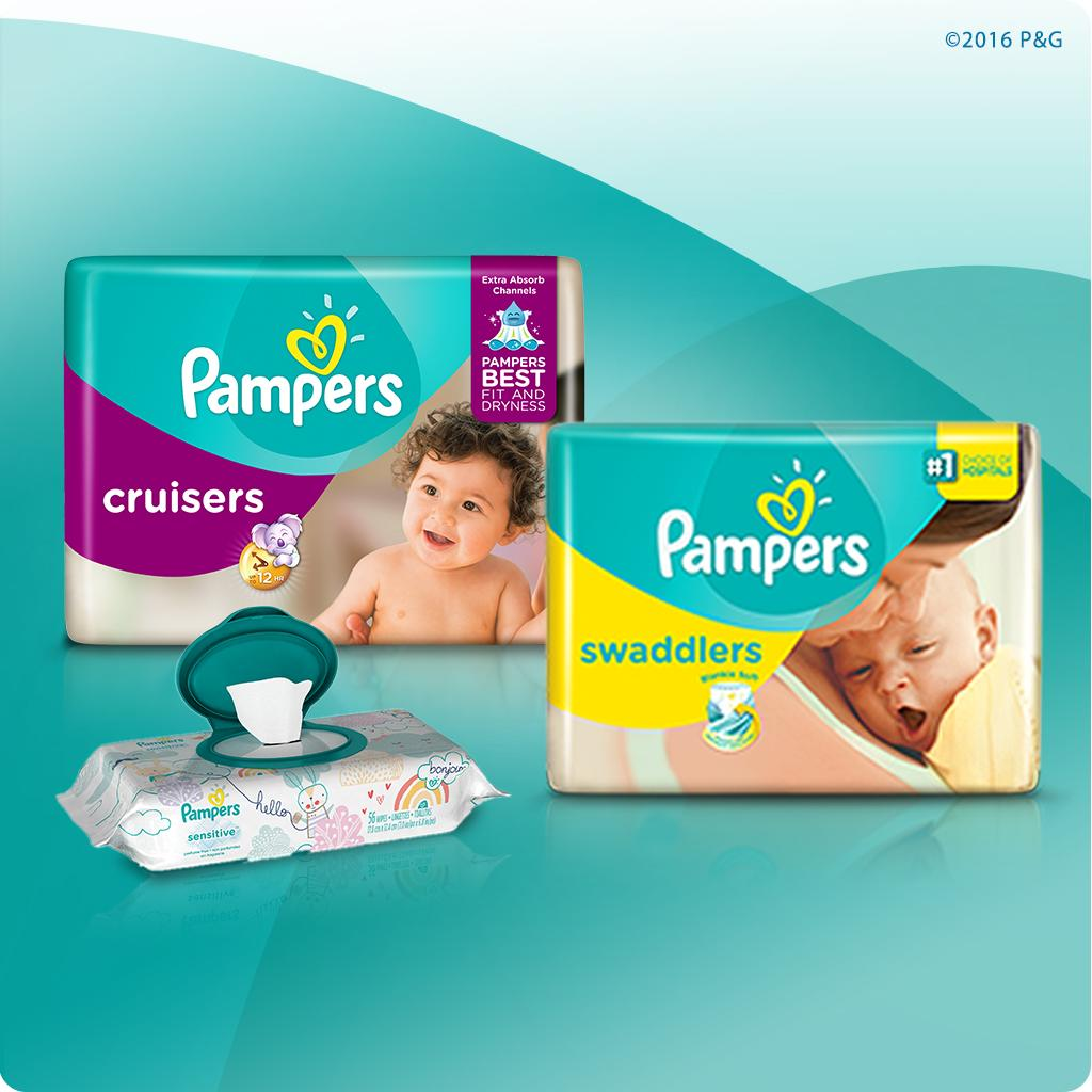 Amazon Com Pampers Splashers Swim Diapers Size 6 21