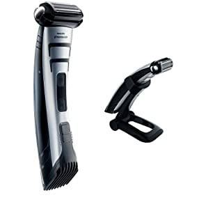 Philips Norelco Bodygroom 7100, bodygroomer, bodygroomer, mens shaver, shaver, razor, groomer, groom