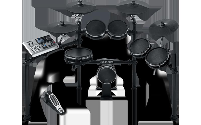alesis dm10 mesh studio kit six piece professional electronic drum set with mesh. Black Bedroom Furniture Sets. Home Design Ideas