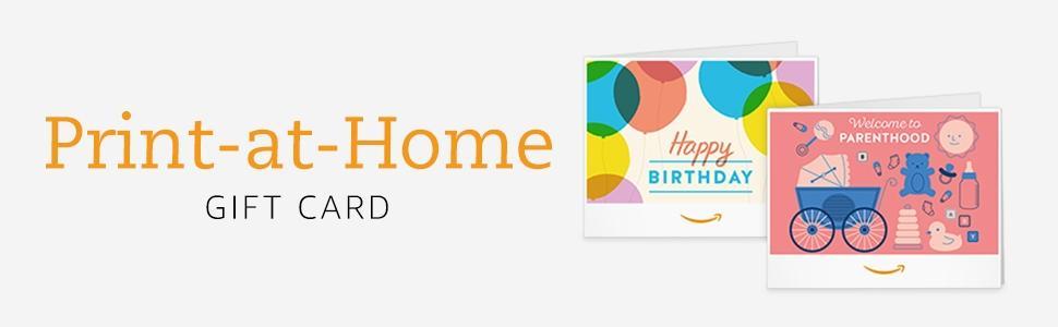 Amazon Com Amazon Gift Card Print Merry Christmas Pine Gift Cards
