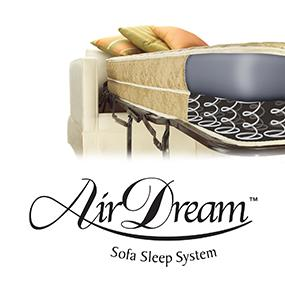 AirDream Sofa Sleeping System