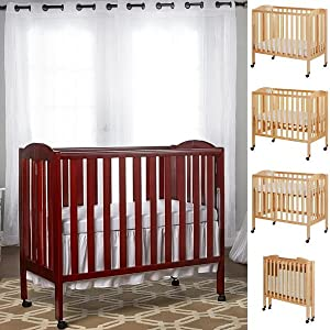 Folding, Portable Crib,dream On Me, Nursery Furniture, Baby Furniture, DOM