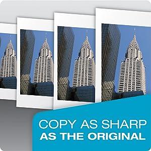 Printing Sharpness