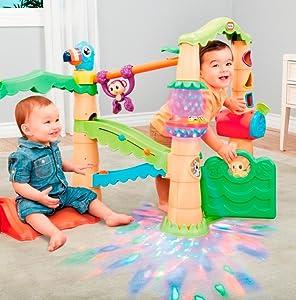 Little Tikes Light 39 N Go Activity Garden Treehouse Toys Games