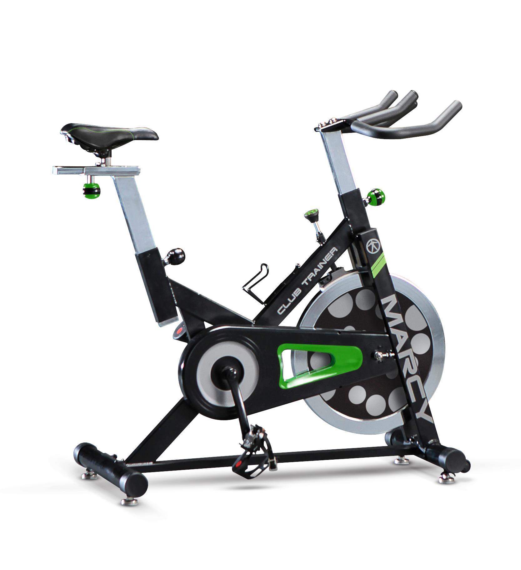 Amazon.com : Marcy Club Revolution Stationary Cycle ...