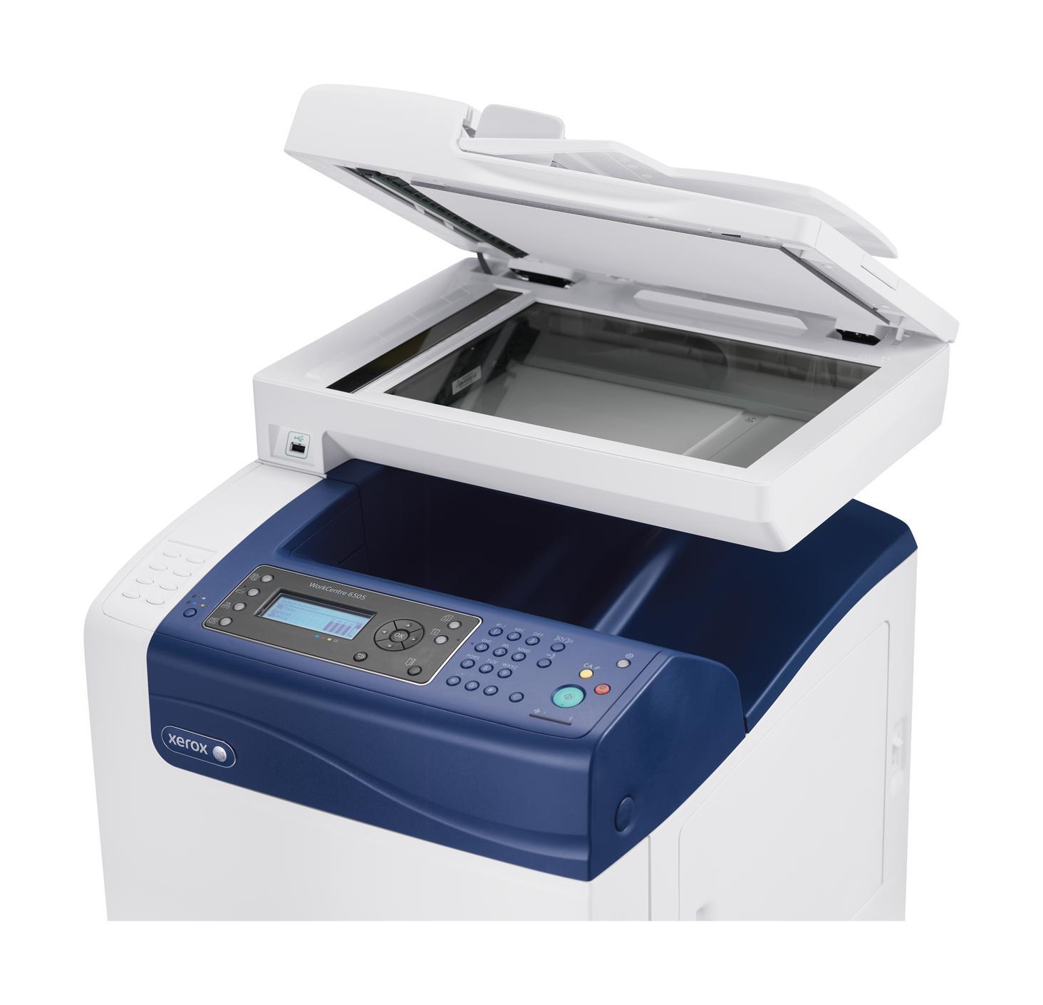 Amazon.com : Xerox WorkCentre 6505/DN Color Multifunction