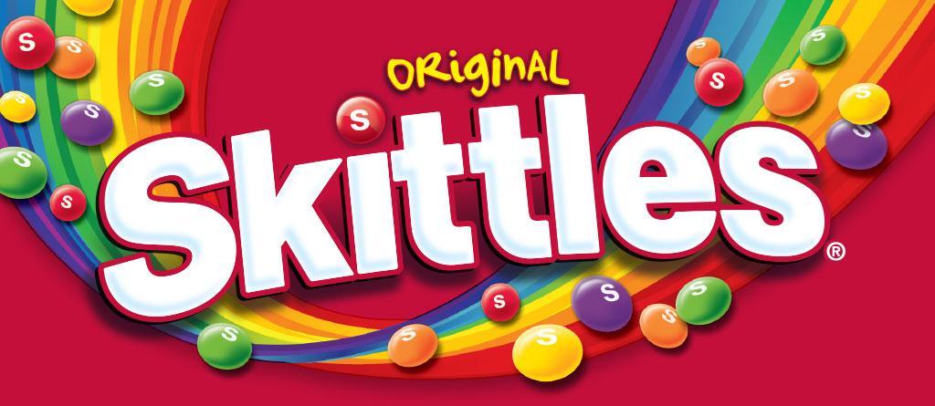 Amazon.com: Skittles Original Candy, 9 ounce bag: Prime Pantry Skittles Taste The Rainbow Logo