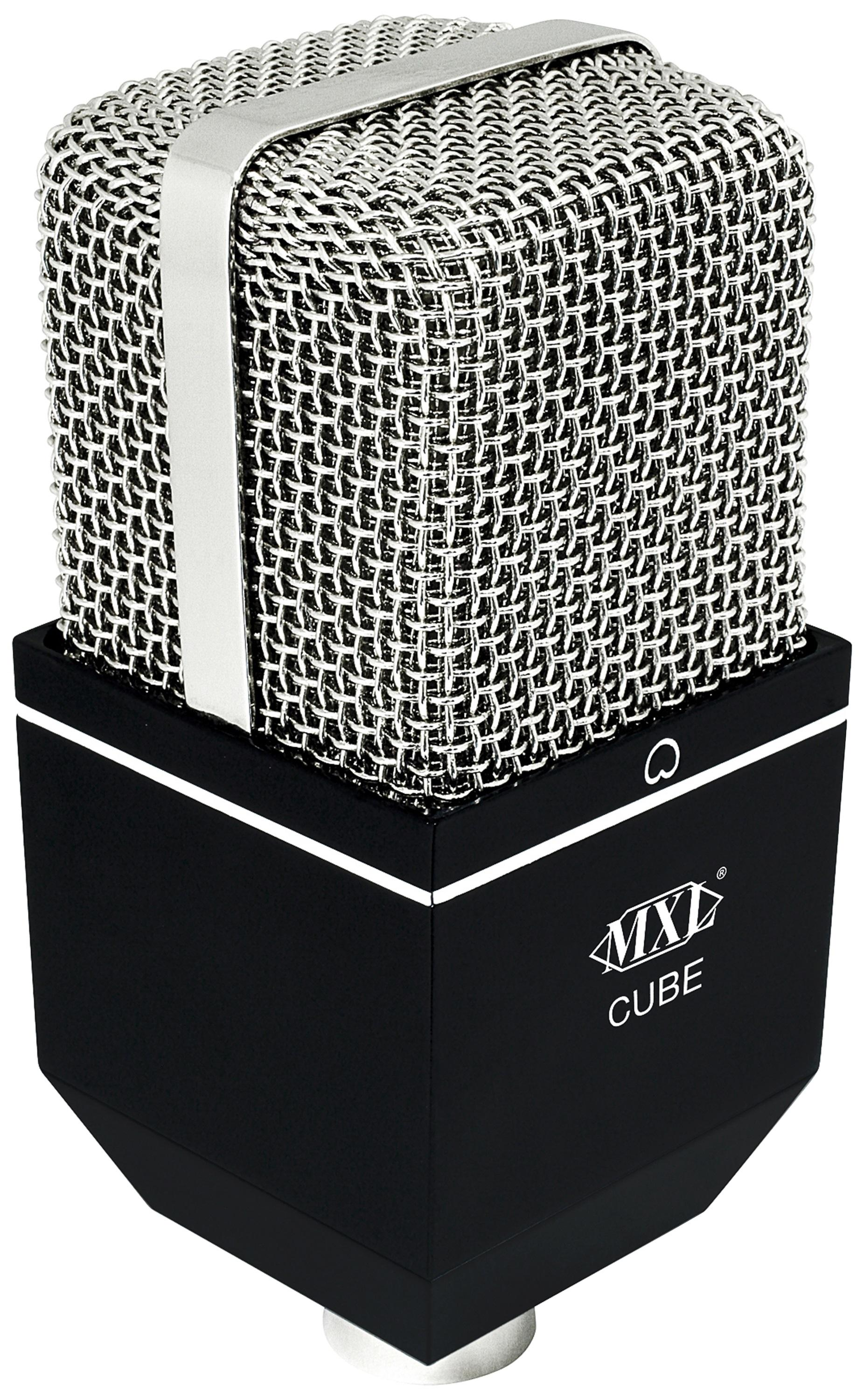 Amazon.com: MXL Cube Condenser Microphone for Drums: Musical Instruments