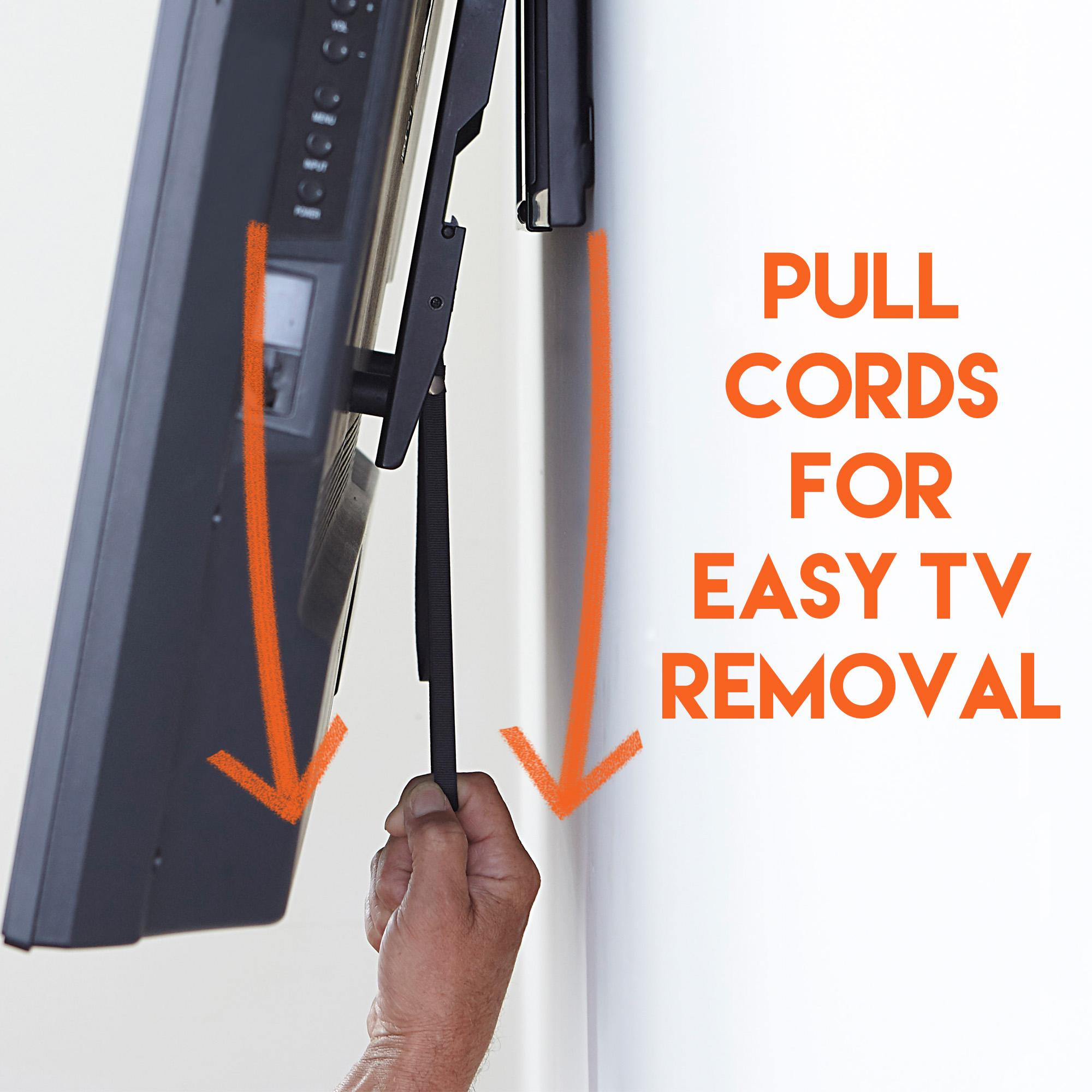 Amazon Com Echogear Low Profile Fixed Tv Wall Mount