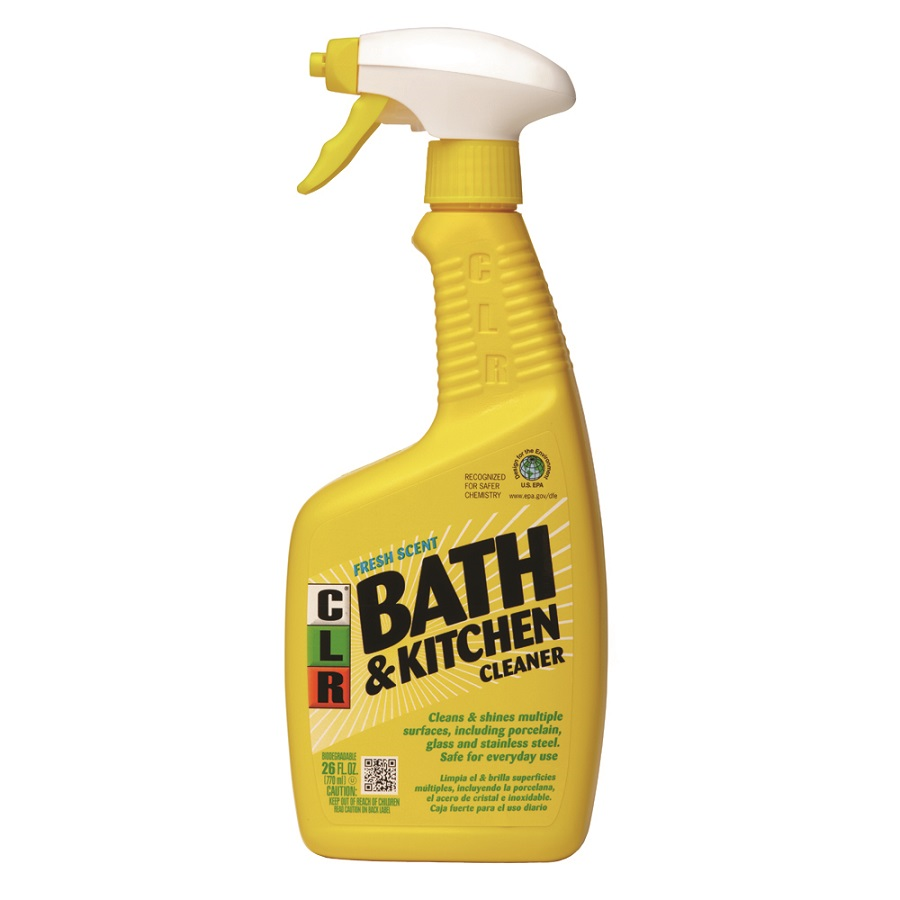 Clr Kitchen And Bath Cleaner Home Depot