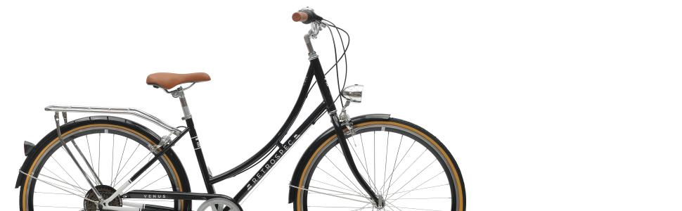 Venus Step-Thru Lightweight Steel Frame