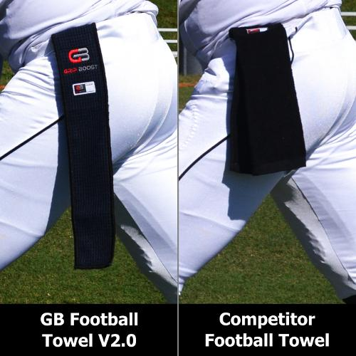 Game Day Sweat Towel: Amazon.com : Grip Boost Football/Sports Towel 2.0 : Amazon