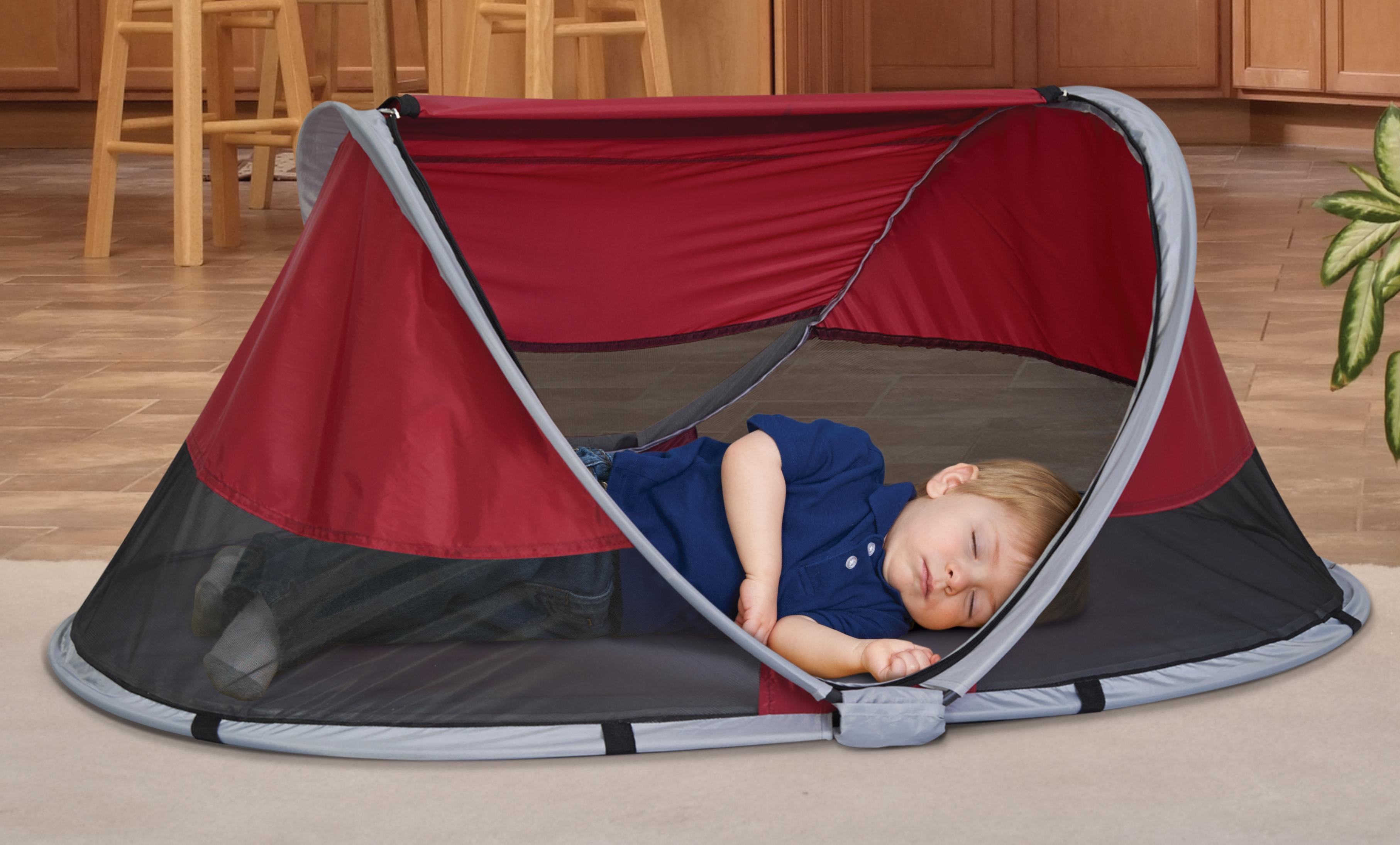KidCo PeaPod  sc 1 st  Amazon.com & Amazon.com : KidCo Peapod Cranberry : Infant And Toddler Travel ...