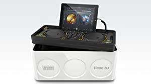 Philips DS8900 M1X-DJ Sound System Docking Station and Bluetooth - Reversible control panel