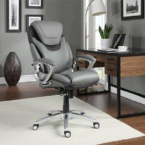 leather office. serta wellness by design leather office chair